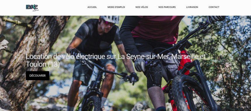 location de vélo électrique à la Seyne-sur-Mer