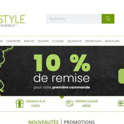 vapote style boutique en ligne e-liquide cigarette