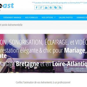 Sonorisation mariage Bretagne West Coast Sonorisation