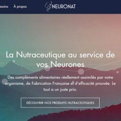 Neuronat compléments nutraceutiques