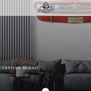 impression voiture murale Wall Art Motor